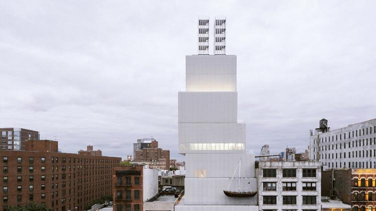 Chris Burden's architectural intelligence