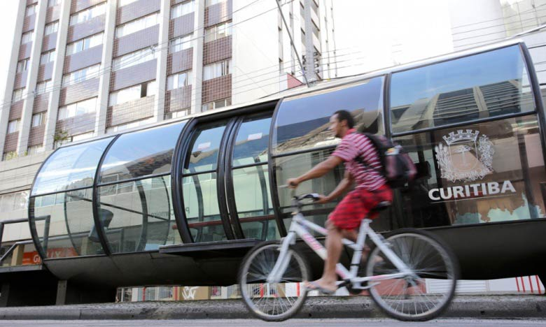 How Curitiba's BRT stations sparked a transport revolution