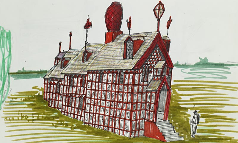 Grayson Perry: my plans for a Taj Mahal in Essex