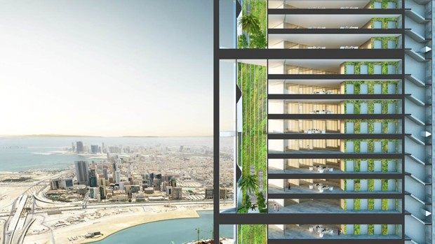 How Germs Might Shape the Future of Architecture