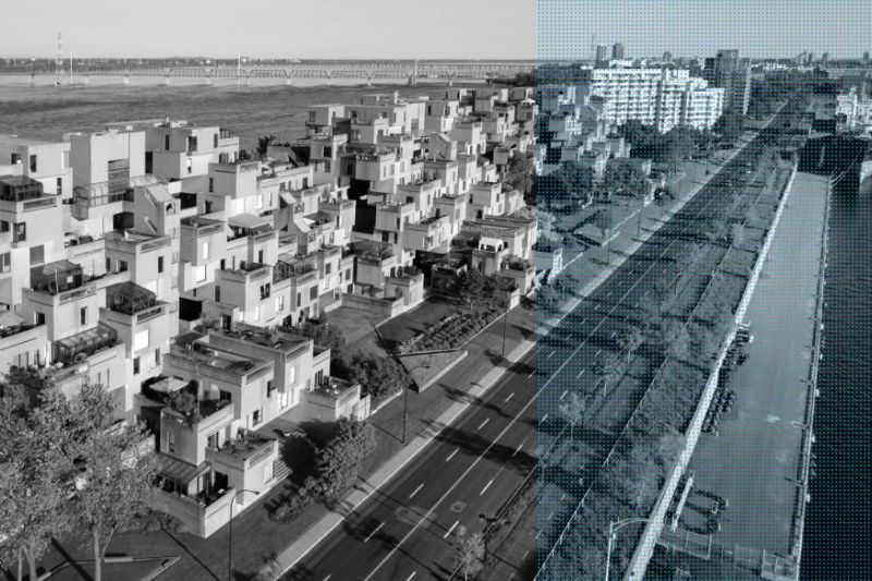Moshe Safdie and the Revival of Habitat 67