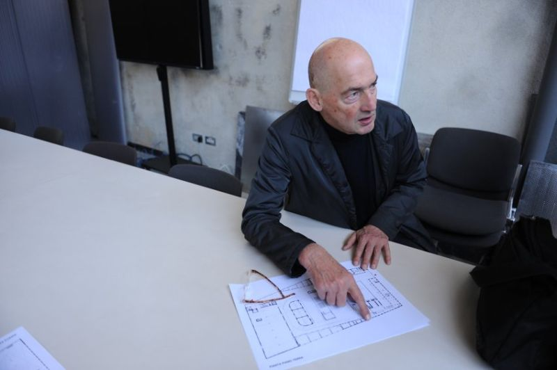 SPIEGEL interviews Rem Koolhaas
