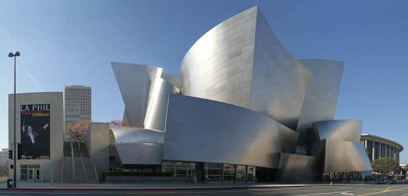 The Software Behind Frank Gehry's Geometrically Complex Architecture