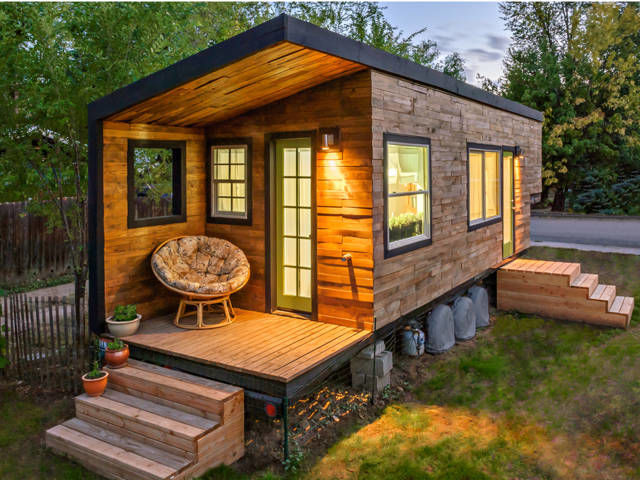 The Sustainability of Tiny Houses