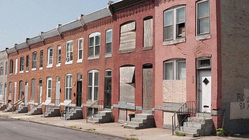 Urban Blight Isn't Just Bad To Look At, It's Bad For Your Health