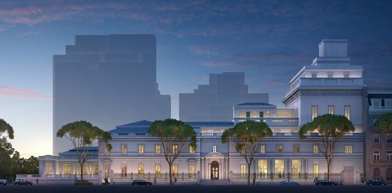 Frick Museum Abandons Contested Renovation Plan