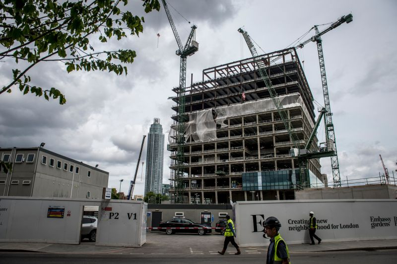 With Move Across London, U.S. Embassy Can't Please Everyone
