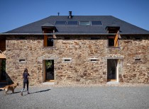 Underroof Living, Craon, France / LADAA + JKA Architects