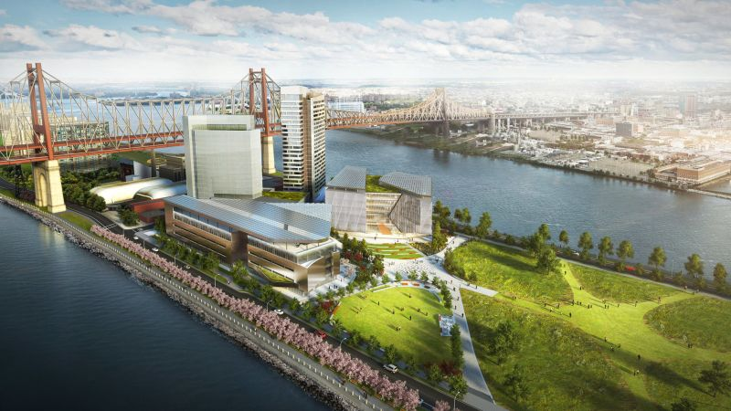 World's Tallest Passive House Breaks Ground on Roosevelt Island