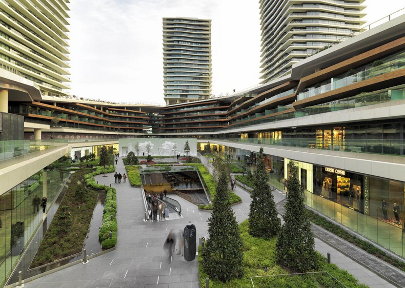 Enclosed Paradise: Istanbul's Microcities as Megaprojects