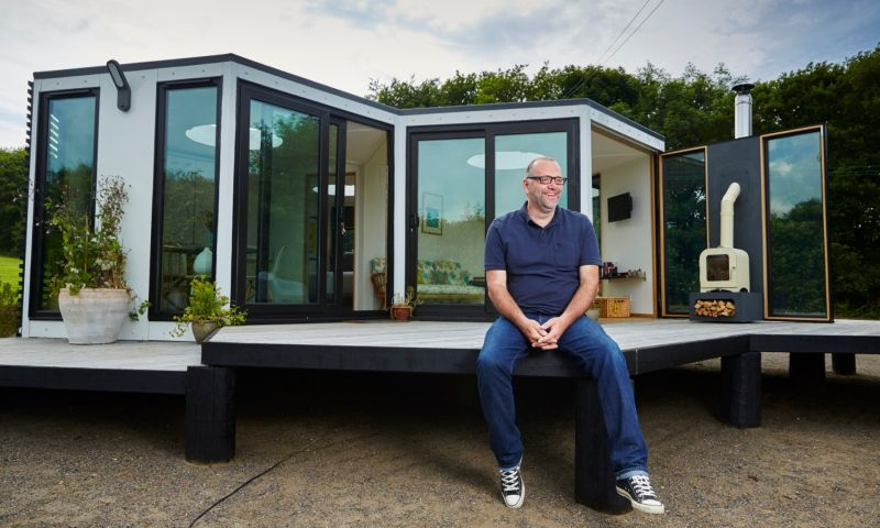 The innovators: hexagonal homes could give first-time buyers a hive of their own