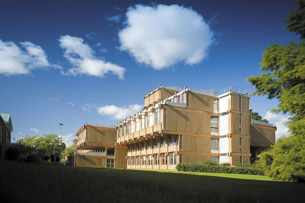 University of Reading's new School of Architecture gets 'Lego' home