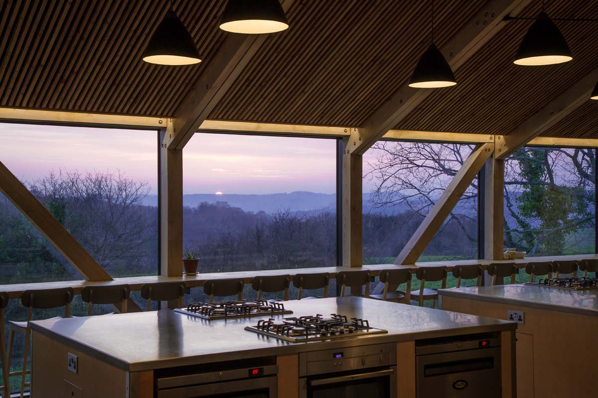 River Cottage HQ / Satellite Architects