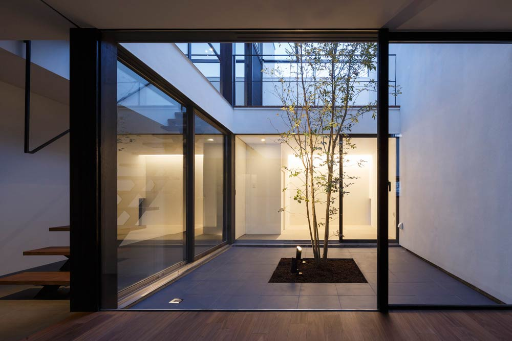 PATIO / APOLLO Architects & Associates