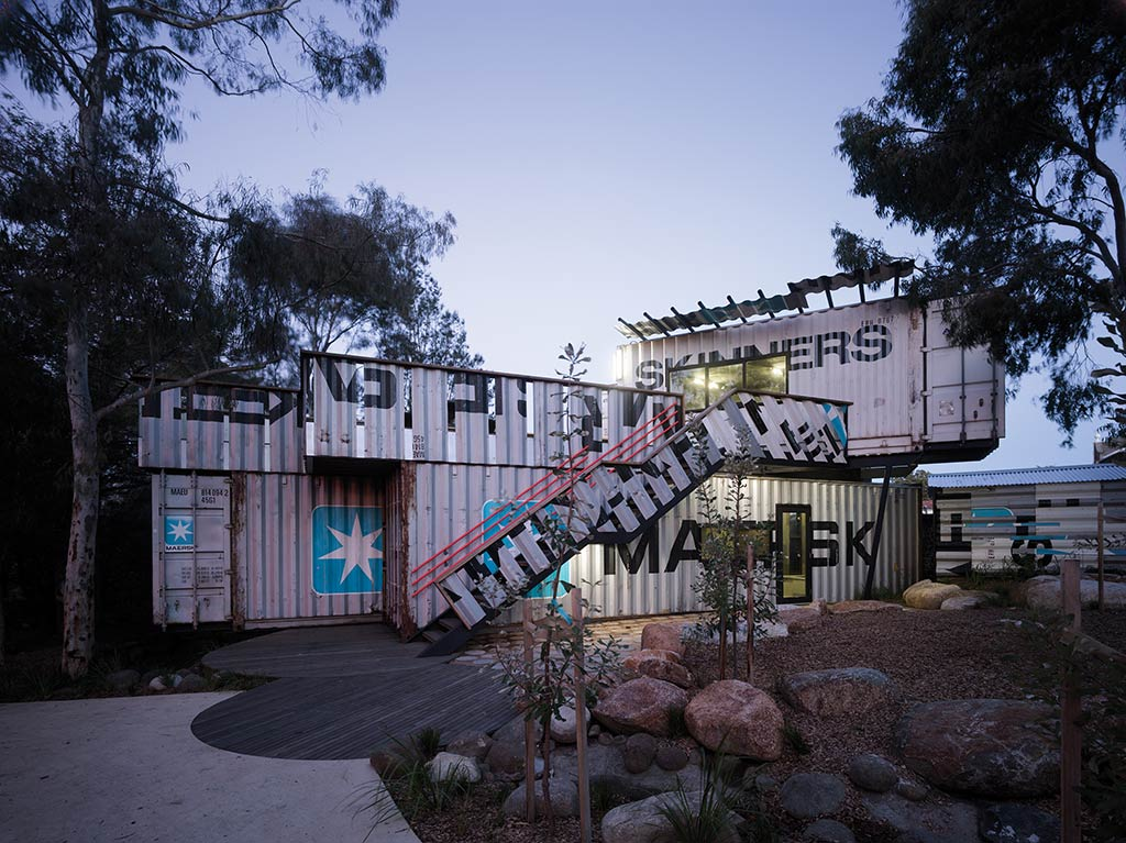 Children's Activity Centre / PHOOEY Architects