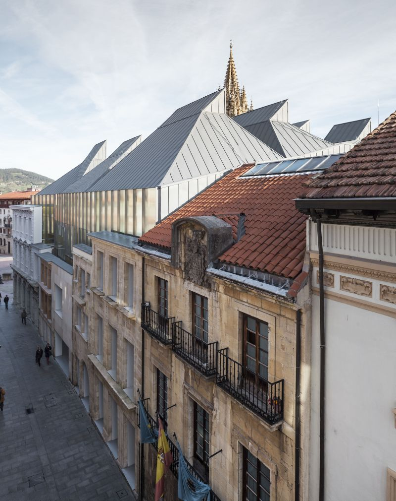 Fine Arts Museum Of Asturias, Spain / Francisco Mangado