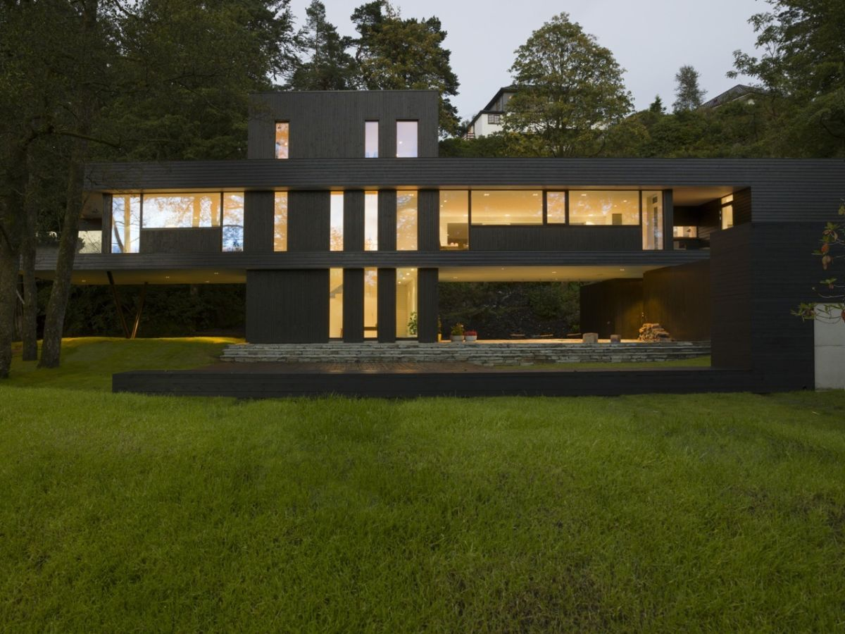 Villa S, Norway / Saunders Architecture