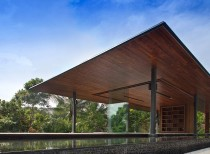 Water-cooled house / wallflower architecture + design