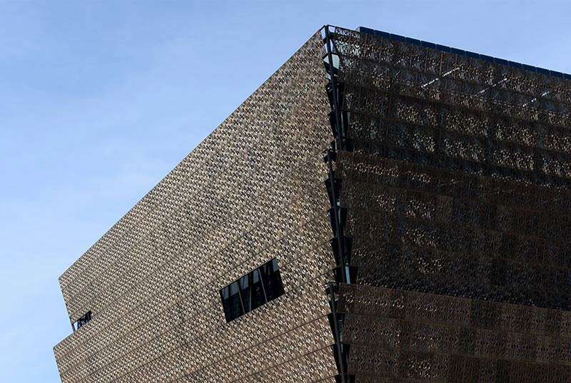 Is Architecture Actually a Form of Weaving?