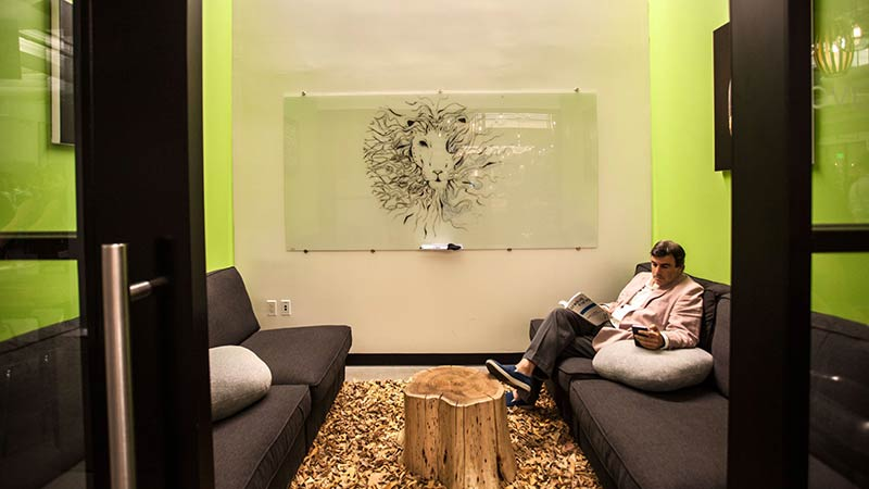 For a fledgling startup, finding an office in San Francisco can be a real nightmare