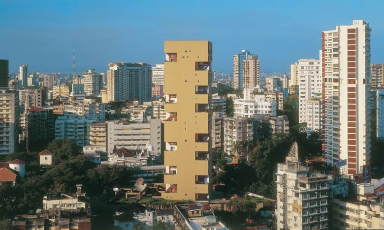 Charles Correa wanted to design a better Mumbai – but the city let him down