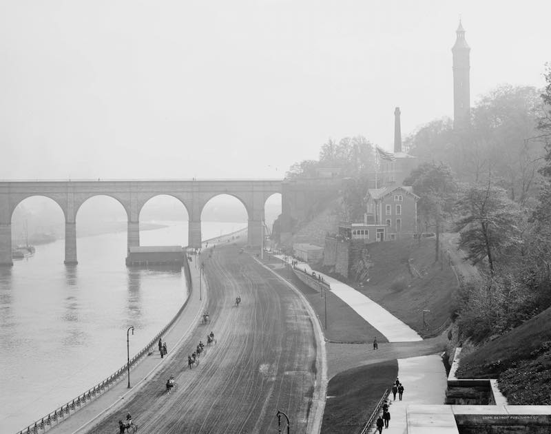 New York's High Bridge will reopen to the public for foot and bicycle traffic after 40 years