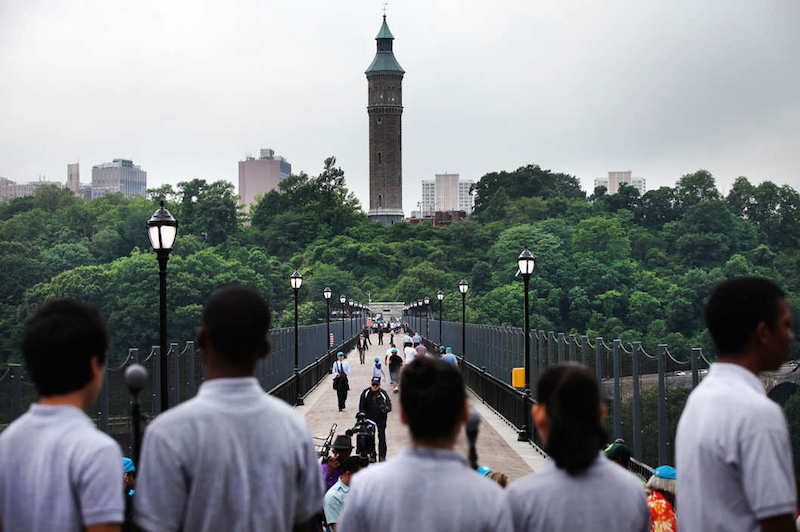 High Bridge Reopens the Bronx to Pedestrian Power