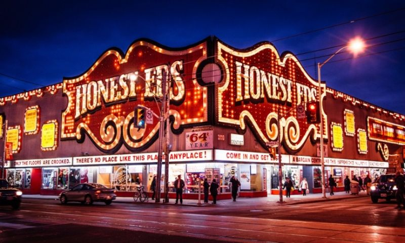 Honest Ed's, Toronto's doomed compendium of kitsch