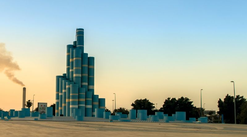 Sculptural oasis: why the giants of art made for Jeddah