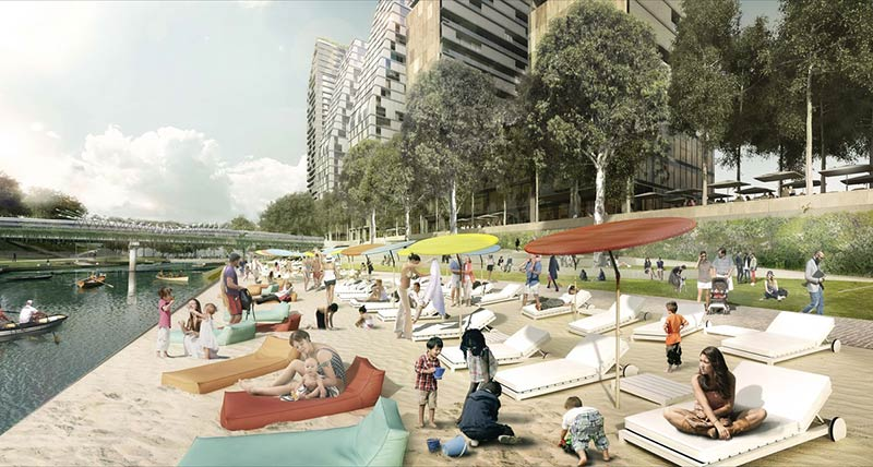 Parramatta riverfront: $200m reimagination