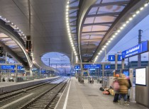 Graz Main Station Redeveloped by Zechner & Zechner