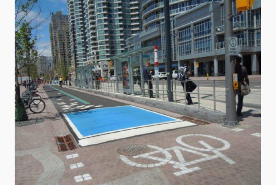 Toronto New Queens Quay - a redesign for everyone