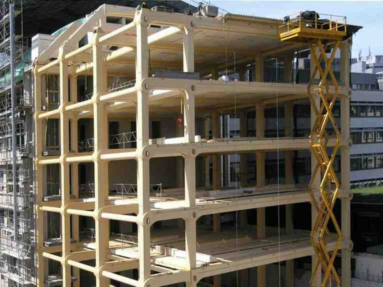 Timber buildings – evidence of lower costs emerge