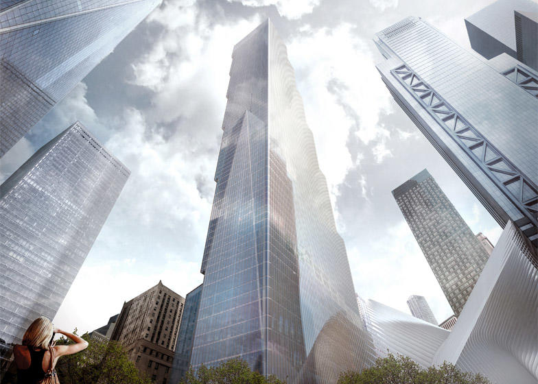 Two World Trade Center and the Rise of the Metropolis of Tomorrow