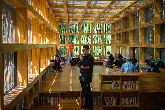 An Innovative Library Lifts the Fortunes of a Chinese Town