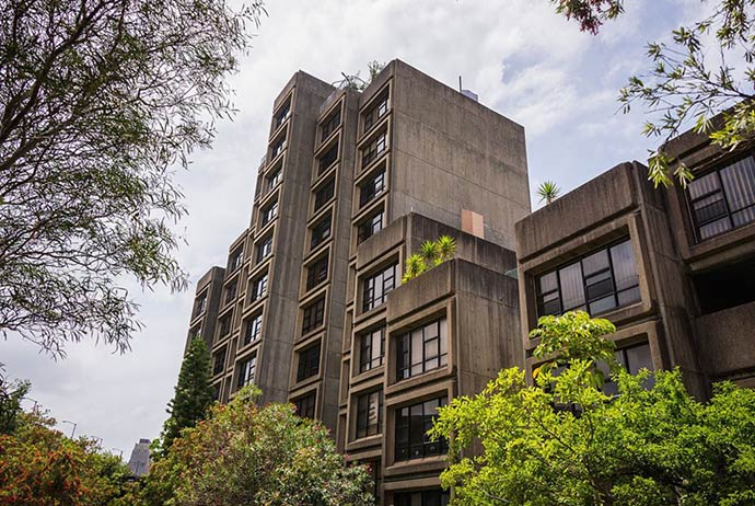 LAVA architect Sirius about saving Sydney's brutalist landmark