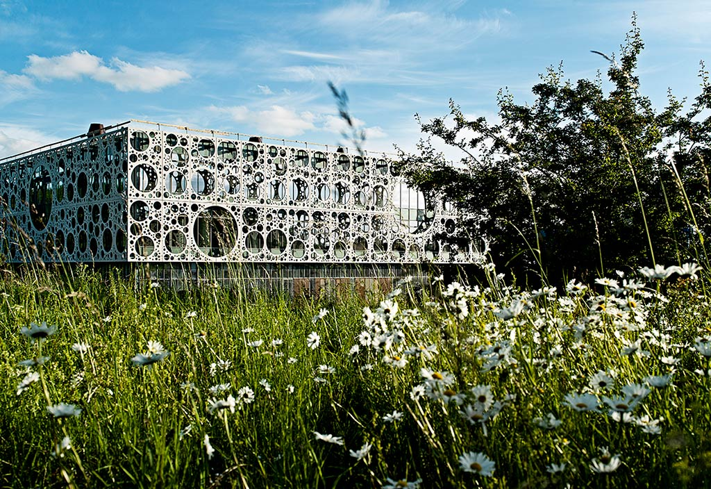 The Technical Faculty at University Of Southern Denmark / C. F. Møller Architects