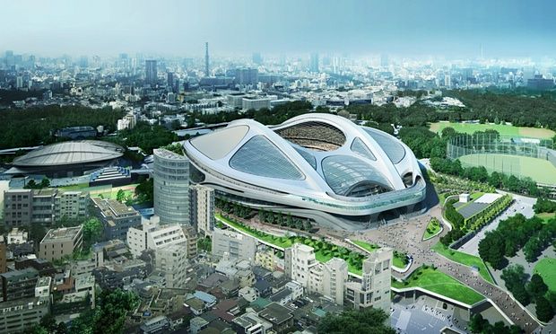 The troubled history of Zaha Hadid's Tokyo Olympic stadium project
