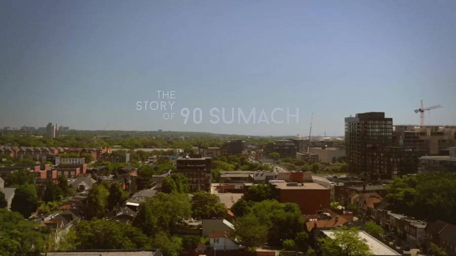 The Story of 90 Sumach