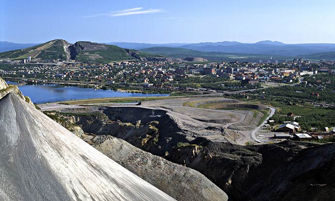 Kiruna: the arctic city being knocked down and relocated two miles away