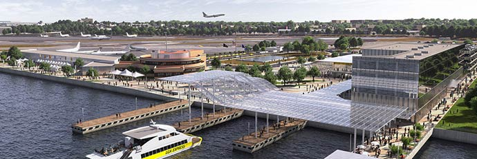 Redesign of LaGuardia Airport is revealed