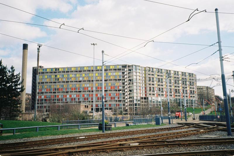Walking the Decline: Sheffield's Collectivist Architecture