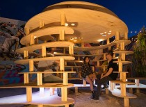 STEAM Pavilion / LG Architects, Taller Emergente Architecture and NewSchool of Architecture&Design