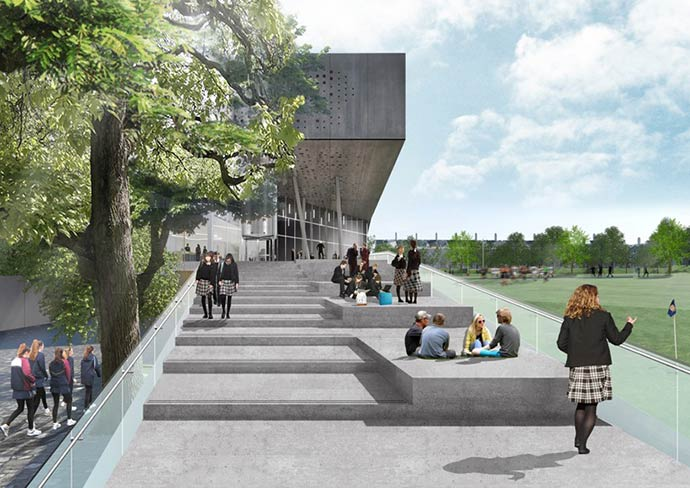 OMA to design new building for Brighton College