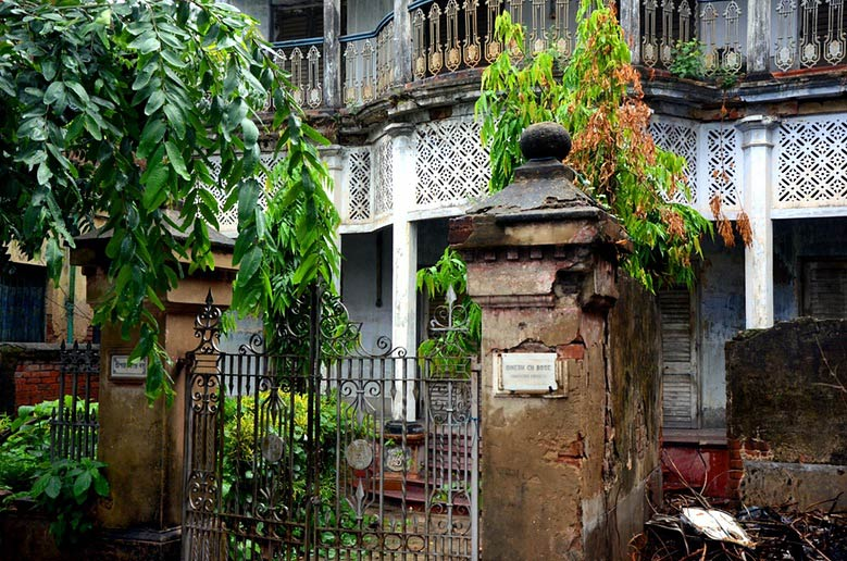 Calcutta's architecture is unique. Its destruction is a disaster for the city