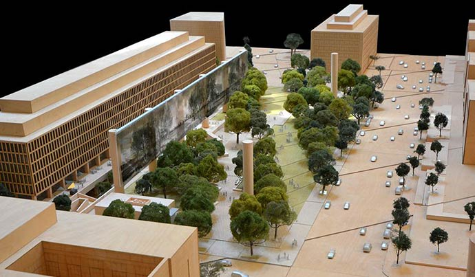 Eisenhower Memorial should be dumped