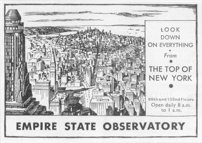 The Wild and Dark History of the Empire State Building