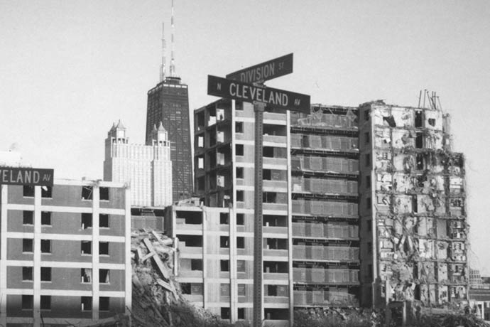 Chicago Housing Authority released a plan for the redevelopment of the Cabrini-Green site