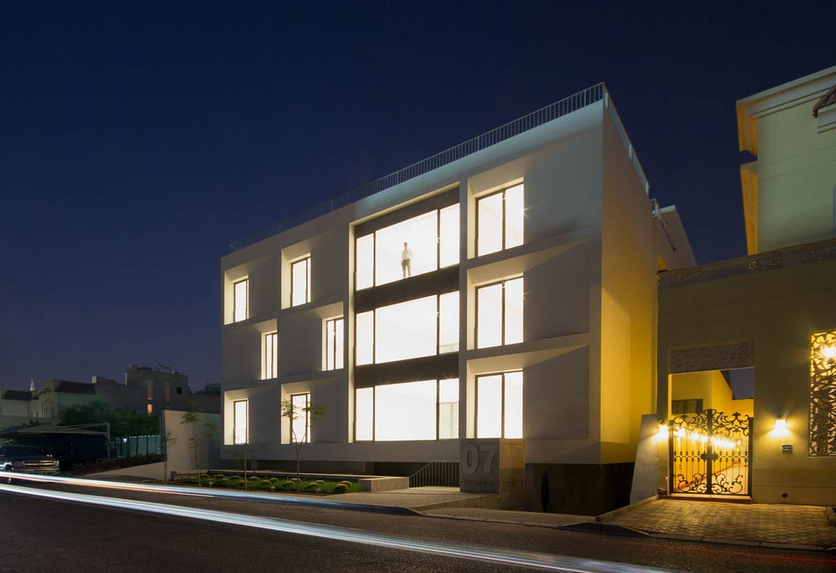 Green Core / AGi Architects
