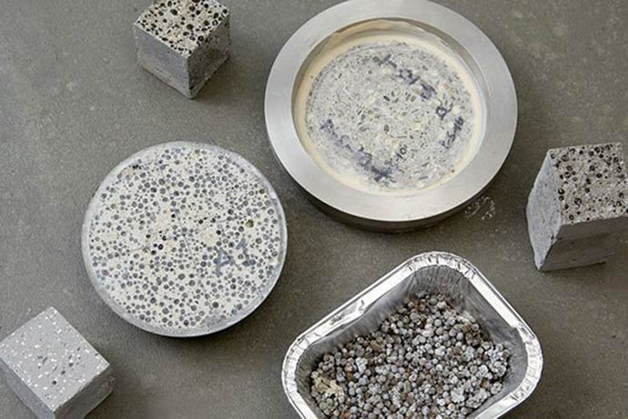 With This Self-Healing Concrete, Buildings Repair Themselves